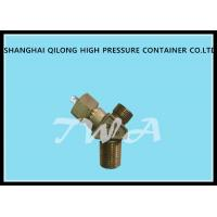 Buy cheap Brass Oxygen cylinder valves Adjustable Pressure Relief Valve CGA200 from wholesalers