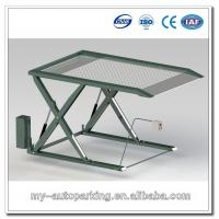 Buy cheap Simple Car Parking Lift China Scissor Lift Second Hand from wholesalers