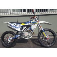 Buy cheap Professional 250cc Motocross Bike Water Cooling Engine NC250 19KW Max Power product