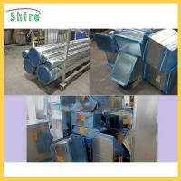 Buy cheap 24 X 200 Shrink Wrap Duct Protection Film Roll Shrink Wrap In Blue Color from wholesalers