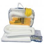 Buy cheap Emergency oil spill kit, 30 L spill kit, oil leaking absorbent kit, oil cleaning kit from wholesalers