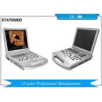 Buy cheap 3D 4D Color Portable Doppler Ultrasound Machine 256 Scales With Silver Color from wholesalers