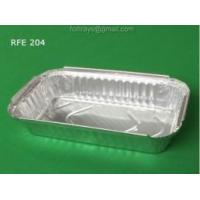 Buy cheap aluminum foil container, fast food box from wholesalers