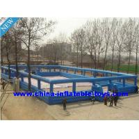 Buy cheap Customized PVC Inflatable Sports Games Inflatable Paintball Play Yard SGS from wholesalers