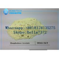 Buy cheap Tren A Raw  Trenbolone Acetate Powder / Muscle Growth Steroids and Cutting product