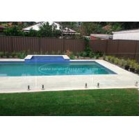 Custom absolute glass pool fencing toughened glass for Designer glass pool fencing