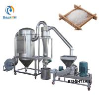 Buy cheap Air Classifier Mill Sugar Powder Making Machine SS304 For Dry Food Powder from wholesalers