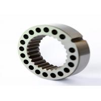 Buy cheap Plasma Flange Stainless Steel Machined Parts Drilled For Automotive Use from wholesalers
