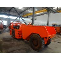 Buy cheap RT-5 Hydraulic  5 Ton Underground Low Profile Dump Truck for Railway Tunneling from wholesalers