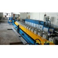 Buy cheap Light Gauge Steel Framing Cold Roll Forming Machine With Automatic Shearing System product