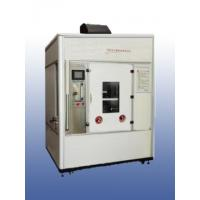 Buy cheap Cable H / V Stainless Steel Flammability Testing Equipment UL1581 from wholesalers