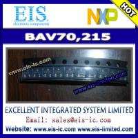 Buy cheap BAV70,215 - NXP Semiconductors -  DIODE ARRAY 100V 215MA TO236AB product