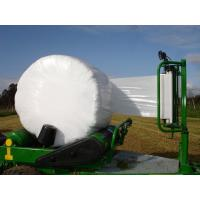 Buy cheap White Color Silage Wrap Film for Japan from wholesalers