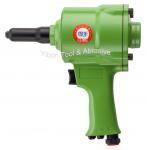 Buy cheap Working Length 18mm AIR RIVETER GUN PNEUMATIC RIVET GUN for 2.4-4.8mm rivets from wholesalers