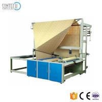 Buy cheap SUNTECH SUNTECH Automatic Textile Fabric nonwoven fabric Folding Machine For Roller WhatsApp:+8615167191274 from wholesalers