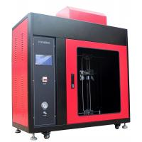 Buy cheap IEC60695-11-5 Needle flame test chamber Burning test equipment from wholesalers