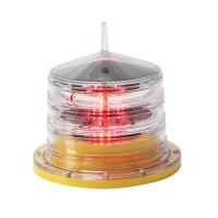 Buy cheap GS-LS/G Solar Powered LED Low intensity Aviation obstruction Light obstacle marking light from wholesalers