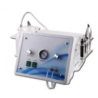 Buy cheap Oxygen Spary Ultrasonic Skin Scrubber 4 In 1 Diamond Dermabrasion machine For Facial Cleaning from wholesalers