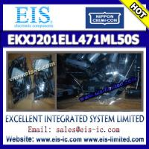 Buy cheap EKXJ201ELL471ML50S - NIPPONCHE (Nippon Chemi-Con) - MINIATURE ALUMINUM ELECTROLYTIC CAPACI product