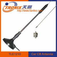 Buy cheap cb radio car antenna/ 27mhz radio cb antenna/ magnetic mount cb car antenna TLE1210 from wholesalers