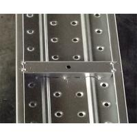 Buy cheap China steel plank for scaffold wholesale Scaffolding Steel Plank With Hook from wholesalers