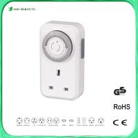 Buy cheap automatic home 24 hours mechanical timer switch from wholesalers