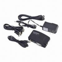 Buy cheap Video to VGA converter, TV to PC from wholesalers