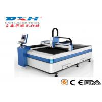 Buy cheap Aluminium Laser Cutting Machine , CNC Fiber Laser Cutting Machine For Pipe Cutting from wholesalers
