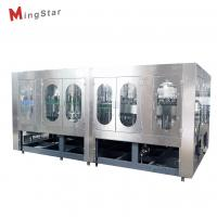Buy cheap Sus Cooking Oil Packing Machine For Bottled Oliver , Sunflower , Food Oil Production product