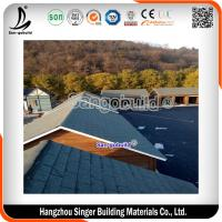 Buy cheap Factory price Red color laminated 3 tab asphalt roofing shingles Philippines, cheap roofing material asphalt shingles from wholesalers