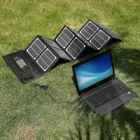 Buy cheap Outside Camera /  Ipad Solar Panel Charger 40W Discharging Protection from wholesalers