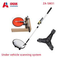 Buy cheap ZA-SM31 Vehicle Airport Baggage Scanner Car Inspection Acrylic Mirror Flash Battery from wholesalers