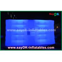 Buy cheap Press Remoter Control Inflatable Led Tent House For Wedding / Festival from wholesalers
