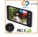 Buy cheap TFT LCD Screen Smart Door Peephole / Hd Peephole Viewer Visual Doorbell from wholesalers