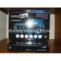 Buy cheap HD Dvb-c Lexuzbox F90 PVR Cable TV Receiver Brazil from wholesalers