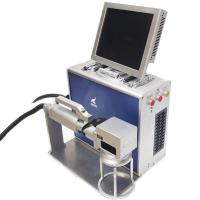 Buy cheap 30 W Jpt Laser Source Pipe Tube Marking Machine For Serial Number Photo from wholesalers