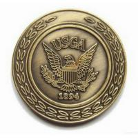 Buy cheap Antique Copper Medal Medal Badge Military Medal from wholesalers