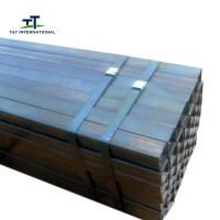 Buy cheap Q235B ASTM A36 SS400 2 Inch Ss Square Pipe , Erw Square Tube Metallic Color from wholesalers