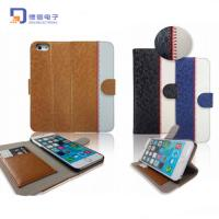 Buy cheap High Quality Leather iPhone Cases for iPhone 6 Plus (LC-C006B) from wholesalers