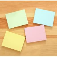 Buy cheap custom sticky note pad for promotion sticky notes from wholesalers