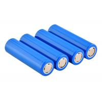 Buy cheap Long Life 3.7V Lithium Ion Battery Pack 2600mAh , Rechargeable Lithium Battery Cell from wholesalers