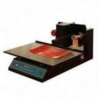 Buy cheap 110 to 240V 50/60Hz 300DPI Gift-card Printing Machine, Computer to Plate, Corel or Word Design from wholesalers