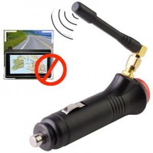 Buy cheap Mini GPS Signal Jammer Block All GPS Tracker navigator Logger Anti-Tracking W/ Turn ON/OFF product
