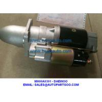Buy cheap M000A0301 - DAEWOO Starter Motor 24V 5.5KW 11T 40mm from wholesalers