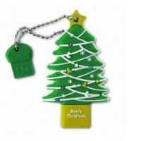 Buy cheap christmas tree usb pendrive China supplier product