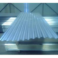 Buy cheap SGCC, SGCH, G550 JIS hot dipped Steel Galvanized Corrugated Roofing Sheet / sheets from wholesalers