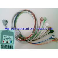 Buy cheap Medical Hospital GE SEER Light 7 Cables #2042686-002 2008594-002 Leadwire 2008596-001 from wholesalers