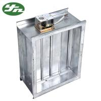Buy cheap Ventilation System Galvanized Steel Air Volume Regulating Valve In Air Ducting from wholesalers