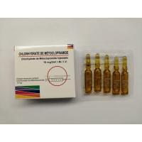 Buy cheap Metoclopramide Injection 10mg / 2mL Anti - emetics Medicines BP / USP from wholesalers