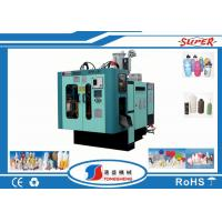 Buy cheap 10ML - 1.8L Extrusion Blow Molding Machine 7.2KW Heating Capacity For Plastic Can from wholesalers